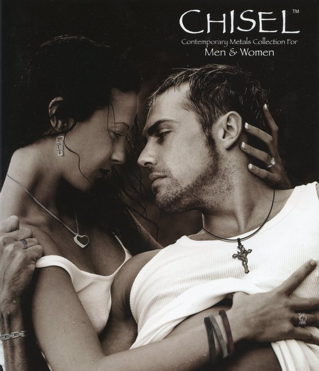 Chisel Jewelry--for Men