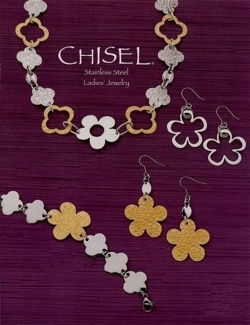 Chisel Jewelry- for Women